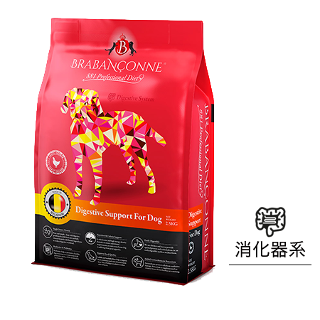 Brabanconne - 881 Professional Diet Healthy Ageing for Dogs